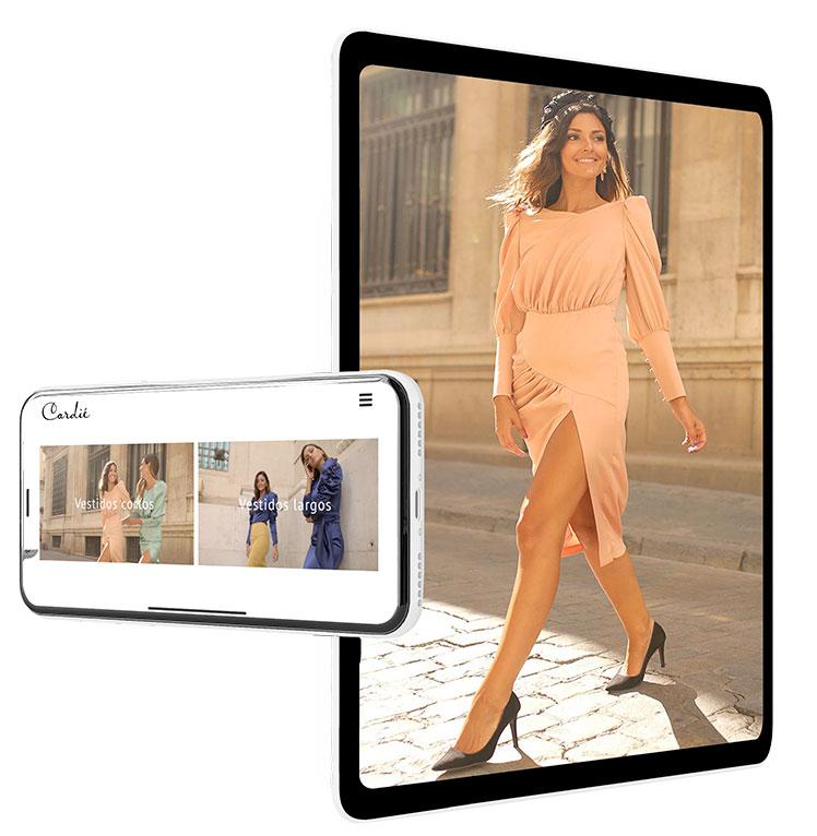 Diseño web para tiendas online de moda